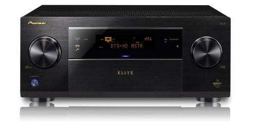 Pioneer SC-79 9.2-Channel Multi-Zone, Networked, Elite Class D3 AV Receiver (Discontinued by Manufacturer) (Pioneer Home Receiver Amp)