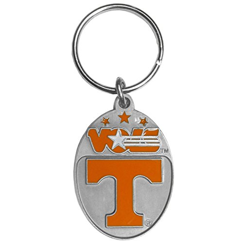 Ncaa Keychain Ring - Siskiyou NCAA Tennessee Volunteers Key Chain