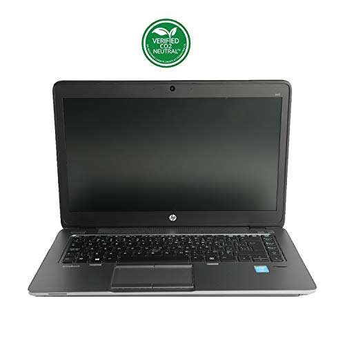 HP EliteBook 840 G1, Intel Core i5-4300U up to 1.9 GHz, 4GB RAM, 128 GB SSD Laptop Computer Windows 10 Pro (Certified Refurbished)