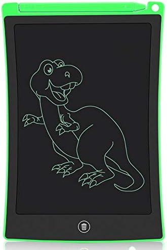 LKJASDHL タブレットLCDクリエイティブLED電子子供の落書きインテリジェント電子黒板10インチタブレットライティングタブレット (色 : オレンジ)