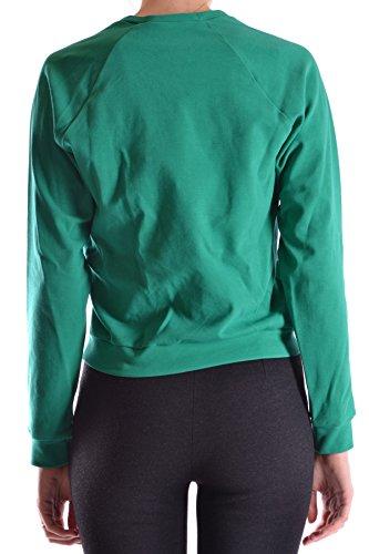 28.5 Felpa Donna MCBI001009O Cotone Verde