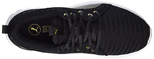 Puma Chaussures Femme Multisport Outdoor Noir 2 gold black Metallic Carson CrZwCqU