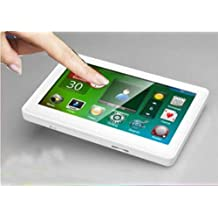 """MP3 MP4 MP5 Player 8GB 4.3"""" Touch Screen with Speaker, Video and TV Out"""