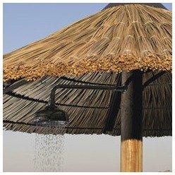 Parasol exotique et douche: Amazon.fr: Jardin