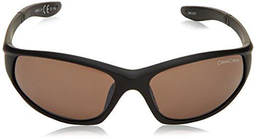 Wylder - Lunette de soleil, Mirror platine noir mat S3 noir Noir