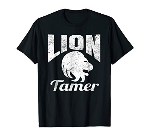 Lion Tamer Costume T-Shirt -