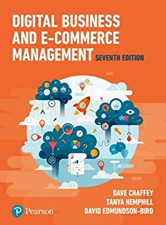 Edition ebusiness pdf and management dave chaffey ecommerce 3rd