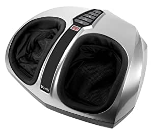 uComfy Shiatsu Foot Massager with Multi-Level Settings, Delivers Deep-Kneading Massage Relief