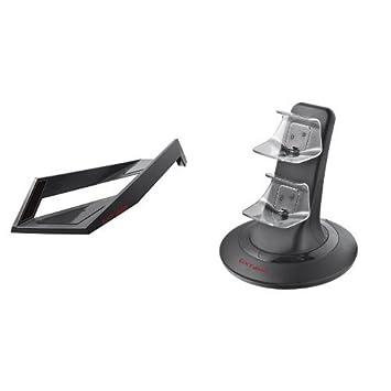 Trust Gaming GXT 243 - Cargador para mandos de PlayStation 4 ...