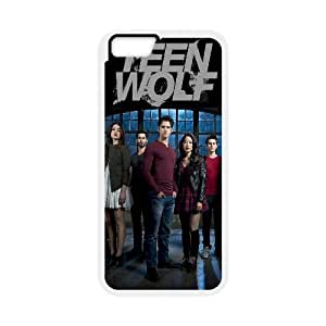 """C-EUR Customized Teen Wolf Pattern Hard Phone Case For iPhone 6 Plus (5.5"""")"""