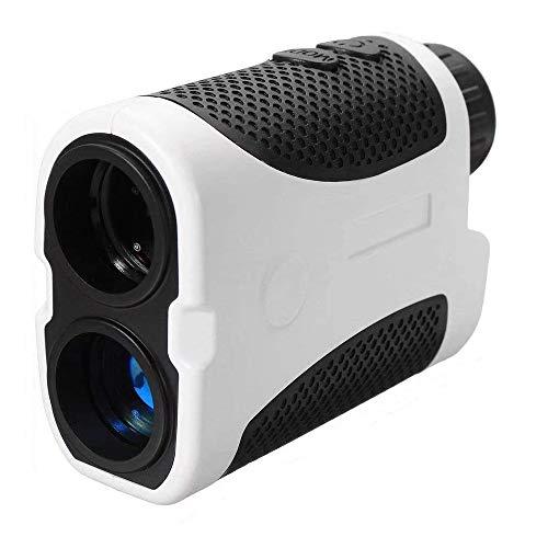 JahyShow Golf Rangefinder - Laser Golf Range Finder Laser Binoculars Accurate To 1 Yard, 400 Yard Range, 6X Magnification, Carrying Case by JahyShow