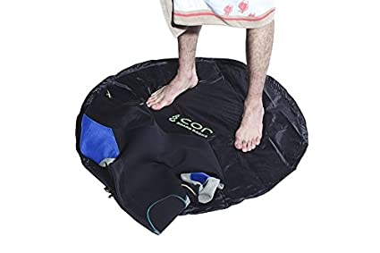 Amazon.com: Cor Surf Traje de neopreno cambiador/bolsa ...