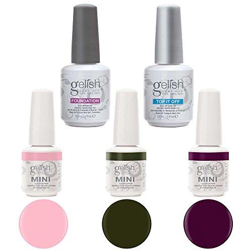 gelish color set - 9