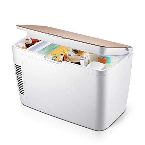 M_LRSSK Mini refrigerador de Nevera, hogar y silenciador de Coche ...