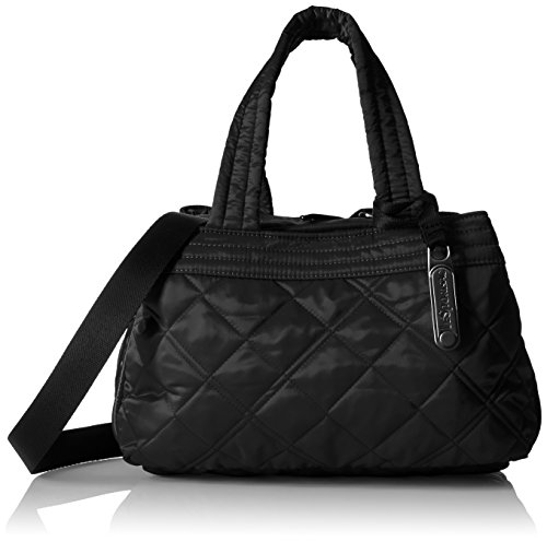 Quilted Two Pocket Tote - 7