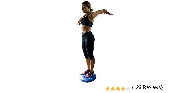 PhysioRoom - Cojín de equilibrio para rehabilitación (45 cm ...