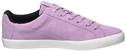 Court Mist Adulte Hummel Violet lavender Sneakers Mixte Basses Cross SqwTn45wv