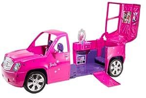 Barbie - Superdescapotable Fashionistas (Mattel)