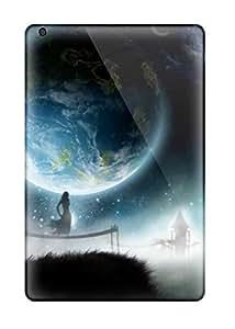 Awesome SoxTzcn19273TZhWD KPM - FRANCISCO SUQUILANDA Defender Tpu Hard Case Cover For Ipad Mini/mini 2- Reality Couples In Love Moon