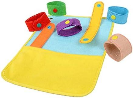 DYNWAVE 知育おもちゃ スナップ玩具 スナップ学習 ドレッシングスキル学ぶ 教育玩具 教育おもちゃ