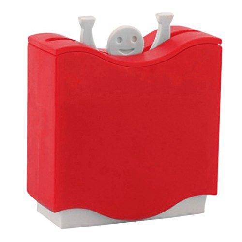(XWB 1 Pcs Automatic Toothpick Box Toothpick Dispenser Wood Picker Dispenser Holder Creative Toothpick Box Home Accessories)