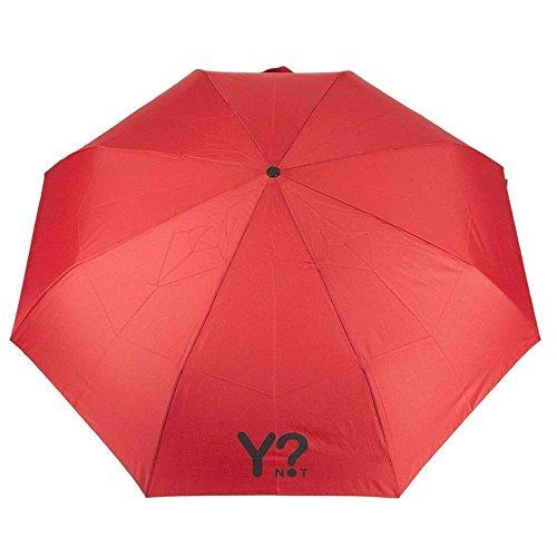 Ombrello YNOT Unisex Rosso - UM-004 ROSSO
