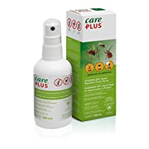 Care Plus 20% Icaridin Insect Repellent - 100ml Spray Pump