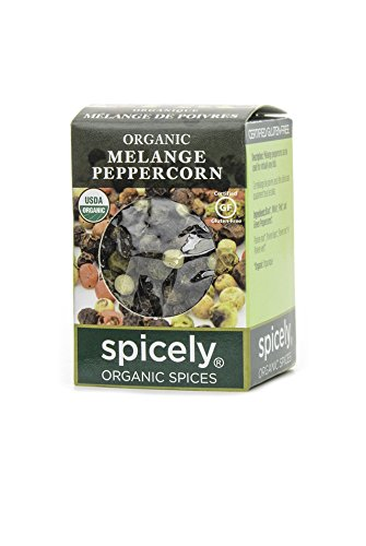 Photo of Spicely Organic Peppercorn Melange Whole