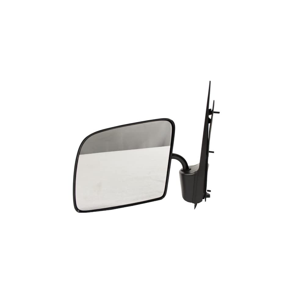 OE Replacement Ford Econoline Van Driver Side Mirror Outside Rear View (Partslink Number FO1320172)