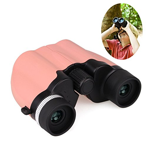 Best-Sun JRD&BS WINL Folding Mini Binoculars,Yard Toys for Kids Ages 4-8,Birthday Gift for 4 Year Old Boy to Bird Watching Outdoor Play(JRD003 Pink) Review