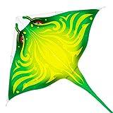 Mint's Colorful Life Devil Fish Kites for Kids