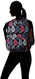 Vera Bradley Lighten Up Grande Laptop Backpack, Northern Lights, One Size