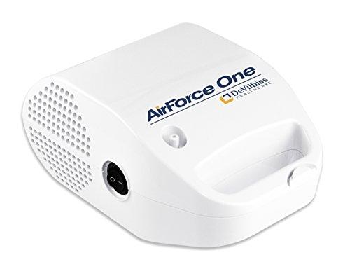 DeVilbiss AirForce One Inhalationsgerät Kompressorvernebler zur Aerosoltherapie