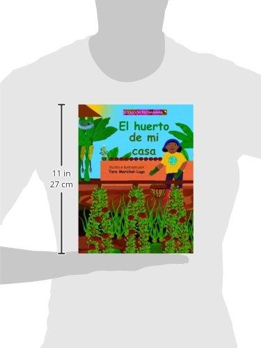 El huerto de mi casa (Spanish Edition): Tere Marichal-Lugo ...
