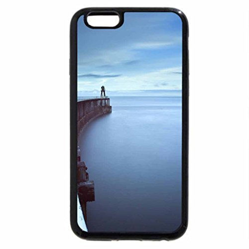 iPhone 6S / iPhone 6 Case (Black) Connecting Bridges