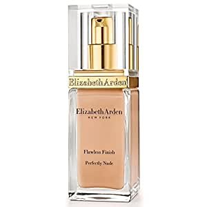 Elizabeth Arden Flawless Finish Perfectly Nude Foundation SPF 15 Capuccino