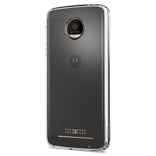 best service 2489c 2b4fa Spigen Ultra Hybrid Moto Z Force Droid Case with Air Cushion - Import It All