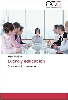Lucro y educación: Controversia necesaria