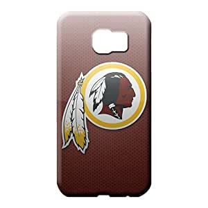 samsung galaxy S7 edge covers Hard For phone Fashion Design cell phone carrying shells washington redskins