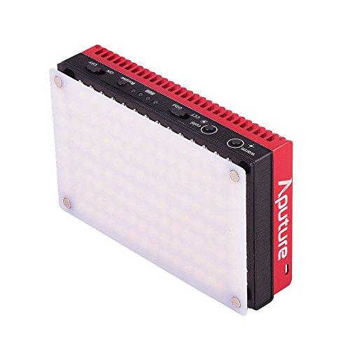 Aputure AL-MX LED Video Color Temperature 2800-6500k TLCI/CRI 95+ On Camera Fill Light Pocket Sized Tiny LED Lighting by Aputure (Image #3)