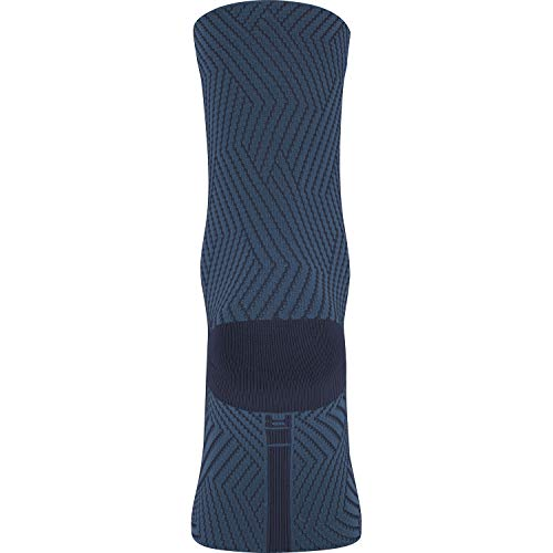Gore Wear C3 Calcetines Medianos Socks, Unisex Adulto, Orbit Blue ...