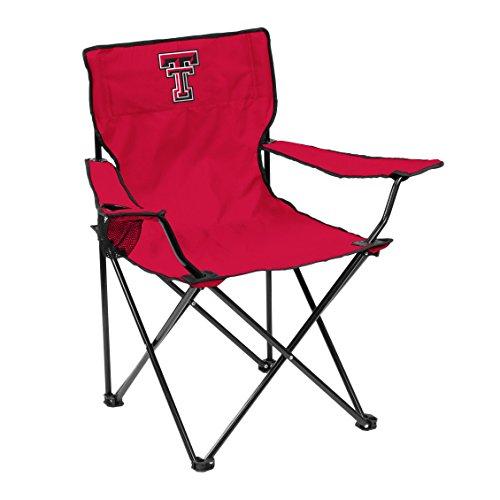 NCAA Texas Tech Red Raiders Quad Chair, Adult, Red Raiders Tailgate Chair