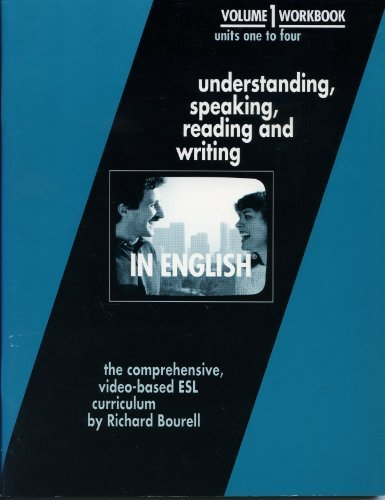 Download In English on Your Own Volume 1, Units 1-4 Workbook (In English, Volume 1) ebook