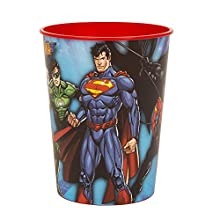 Unique Party 49967 Vasos de Plástico 473 ml Justice League