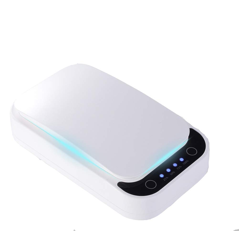 Telefono Movil UV Esterilizador Cargador De TeléFono ...