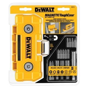 ToughCase With Screwdriver Bit Set