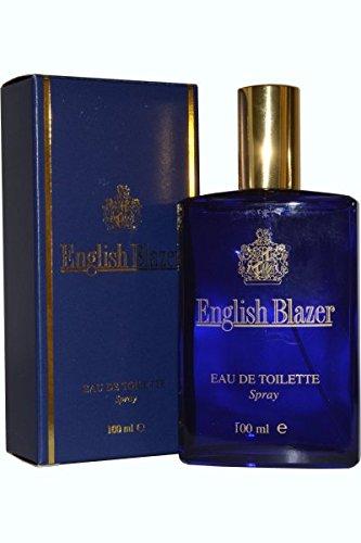 Amazoncom M English Blazer Original 34 Edt Spray For Men Beauty