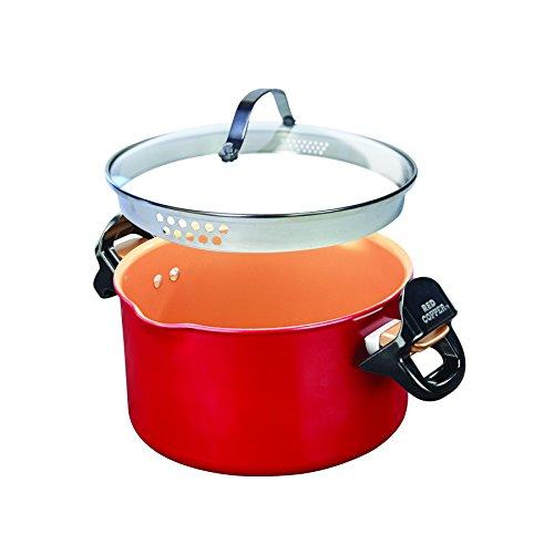 Ceramic Copper Double Boiler - 3