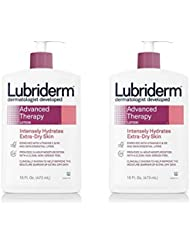 Lubriderm Advanced Therapy Moisturizing Lotion with...