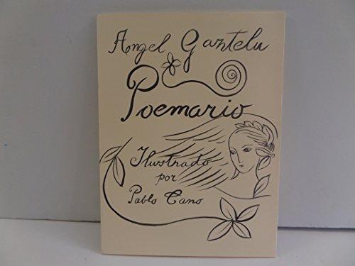 Poemario (Coleccion Arte) (Spanish Edition) [Angel Gaztelu] (Tapa Blanda)